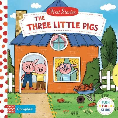 The Three Little Pigs - Natascha Rosenberg