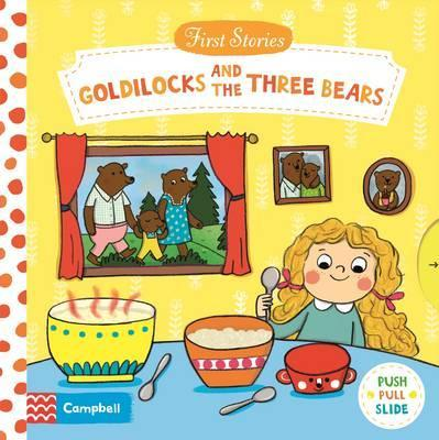 Goldilocks and the Three Bears - Natascha Rosenberg
