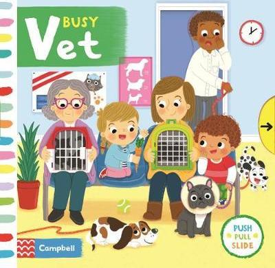Busy Vet - Louise Forshaw