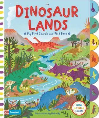 Dinosaur Lands - Neiko Ng
