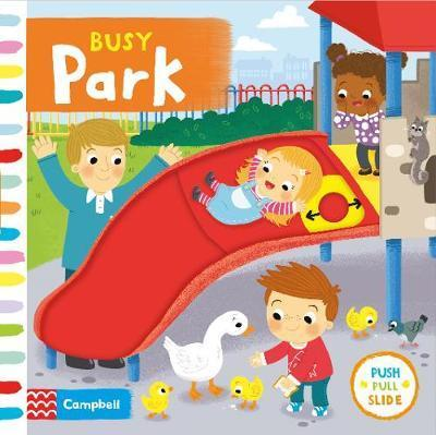 Busy Park - Louise Forshaw