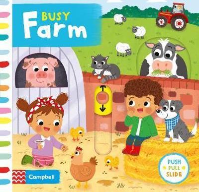 Busy Farm - Louise Forshaw