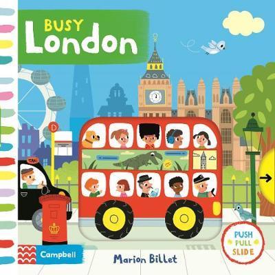 Busy London - Marion Billet