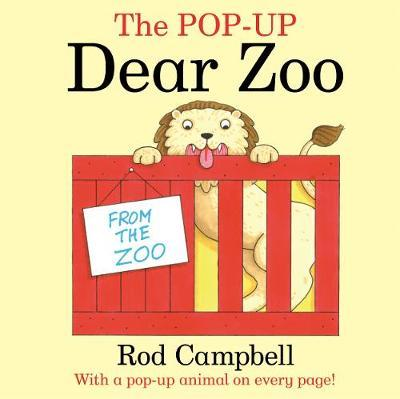 The Pop-Up Dear Zoo - Rod Campbell