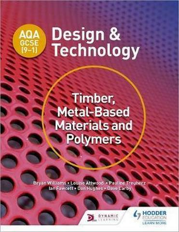 AQA GCSE (9-1) Design and Technology: Timber
