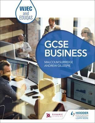 WJEC and Eduqas GCSE Business - Malcolm Surridge