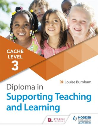 CACHE Level 3 Diploma in Supporting Teaching and Learning - Louise Burnham