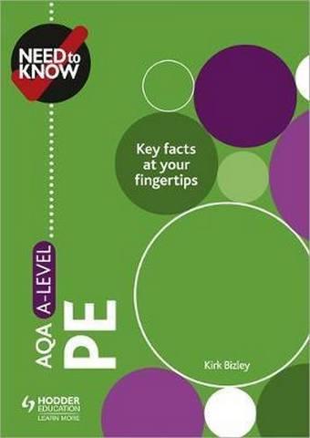 Need to Know: AQA A-level PE - Kirk Bizley