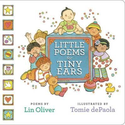 Little Poems For Tiny Ears - Lin Oliver