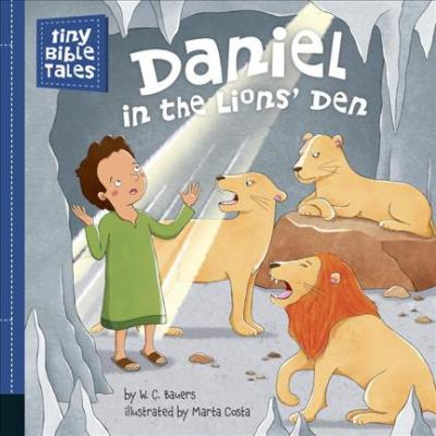 Daniel In The Lions' Den - W. C. Bauers