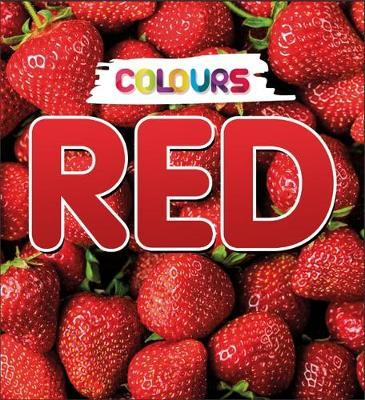 Colours: Red - Gabrielle Woolfitt