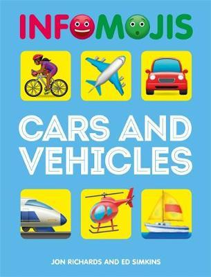 Infomojis: Cars and Vehicles -
