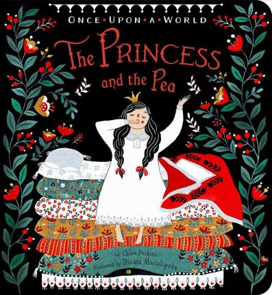 The Princess and the Pea - Chloe Perkins