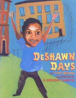 Deshawn Days - Tony Medina