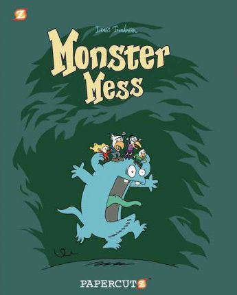Monster Graphic Novels #2: Monster Mess - Lewis Trondheim