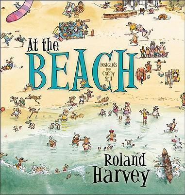 At the Beach - Roland Harvey