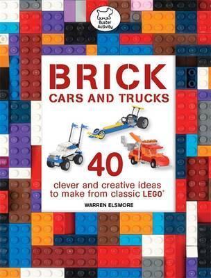 Brick Cars & Trucks - Warren Elsmore