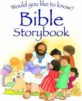 Bible Storybook - Eira Reeves