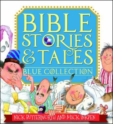 Bible Stories & Tales Blue Collection - Nick Butterworth