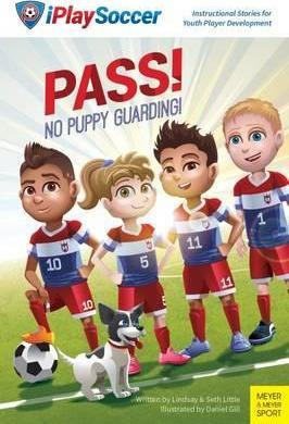 Pass! No Puppy Guarding! - Lindsay Little