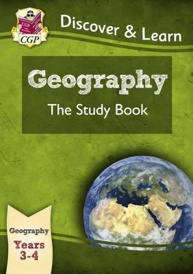 KS2 Discover & Learn: Geography - Study Book