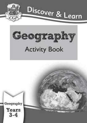 KS2 Discover & Learn: Geography - Activity Book