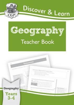KS2 Discover & Learn: Geography - Teacher Book