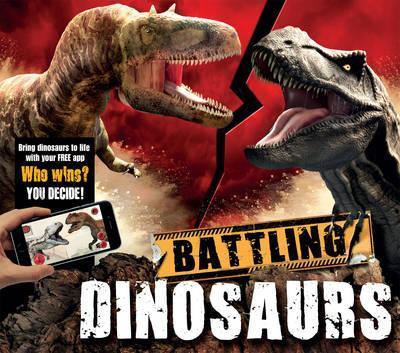 Battling Dinosaurs - Anna Brett