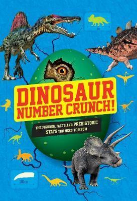 Dinosaur Number Crunch! - Kevin Pettman