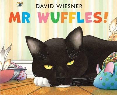 Mr Wuffles! - David Wiesner