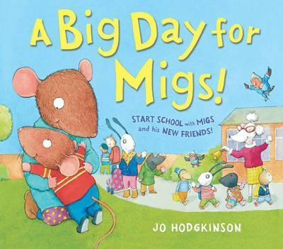 A Big Day for Migs! - Jo Hodgkinson