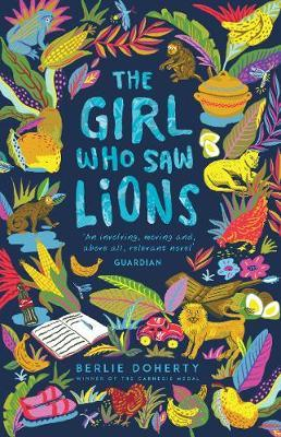 The Girl Who Saw Lions - Berlie Doherty