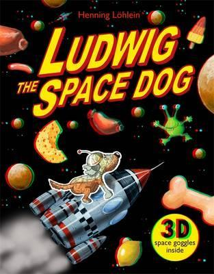 Ludwig the Space Dog - Henning Lohlein