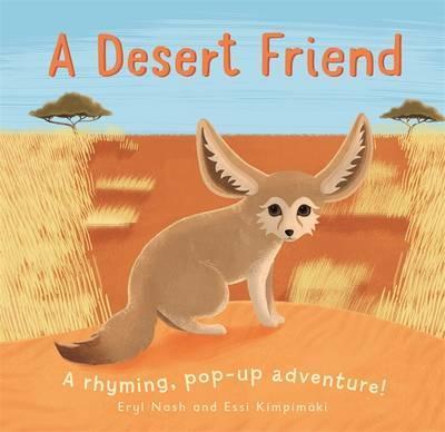 A Desert Friend - Essi Kimpimaki