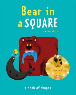 Bear in a Square - Tasha Percy