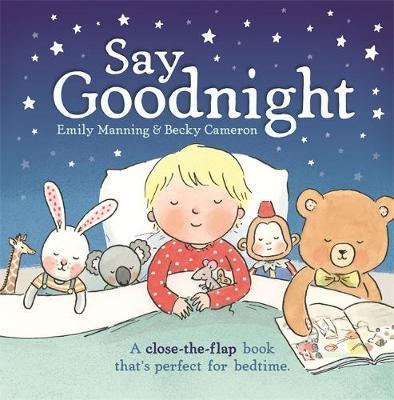 Say Goodnight - Emily Manning