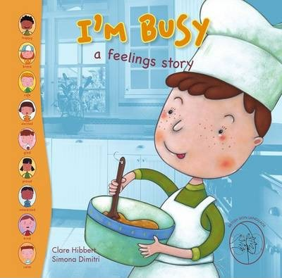 I'm Busy - Claire Hibbert