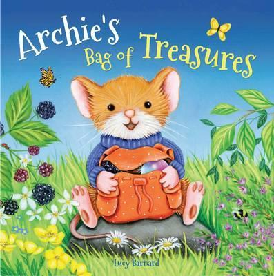 Storytime: Archie's Bag of Treasures - Lucy Barnard