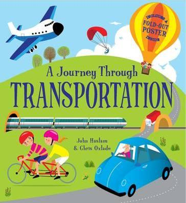 A Journey Through Transport - Chris Oxlade