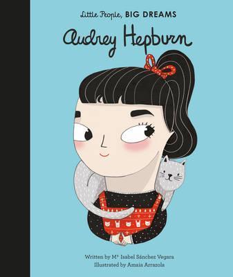 Audrey Hepburn - Amaia Arrazola