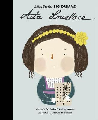 Ada Lovelace - Isabel Sanchez Vegara