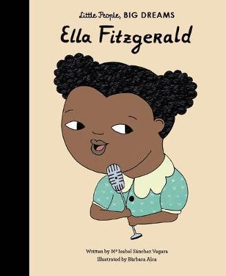 Ella Fitzgerald - Isabel Sanchez Vegara