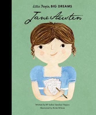 Jane Austen - Isabel Sanchez Vegara