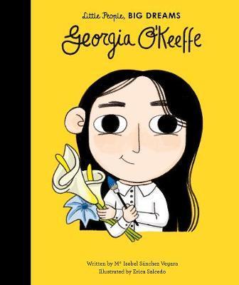 Georgia O'Keeffe - Isabel Sanchez Vegara