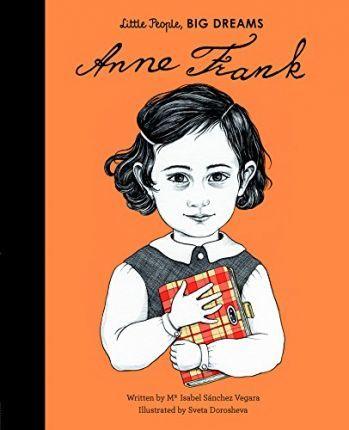 Anne Frank - Isabel Sanchez Vegara
