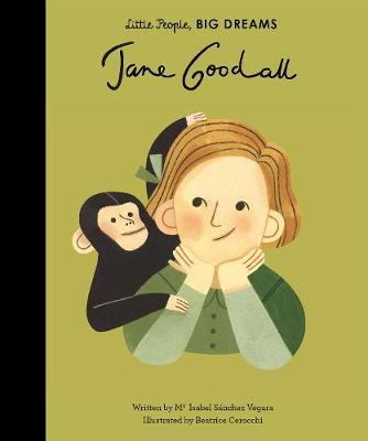 Jane Goodall - Isabel Sanchez Vegara