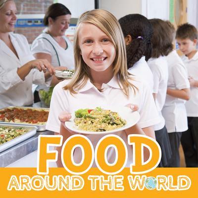 Food Around the World - Joanna Brundle