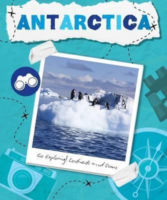 Antarctica - Steffi Cavell-Clarke