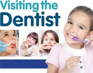 Visiting the Dentist - Jo Brundle