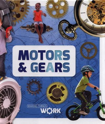 Motors & Gears - Alex Brinded